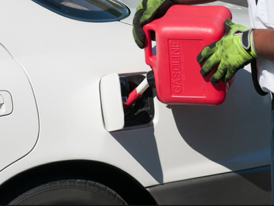 Roadside Assistance - Gas Delivery - (424) 704-9200