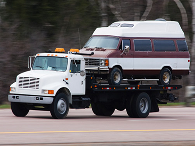 Towing Services - Medium Duty Towing - (424) 704-9200